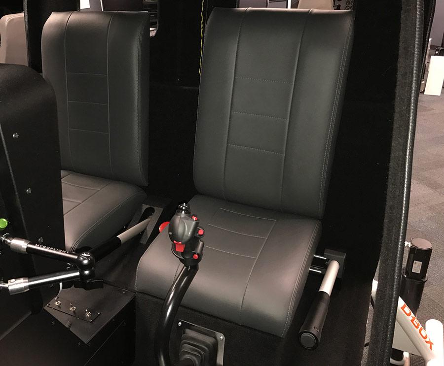 heli-seats