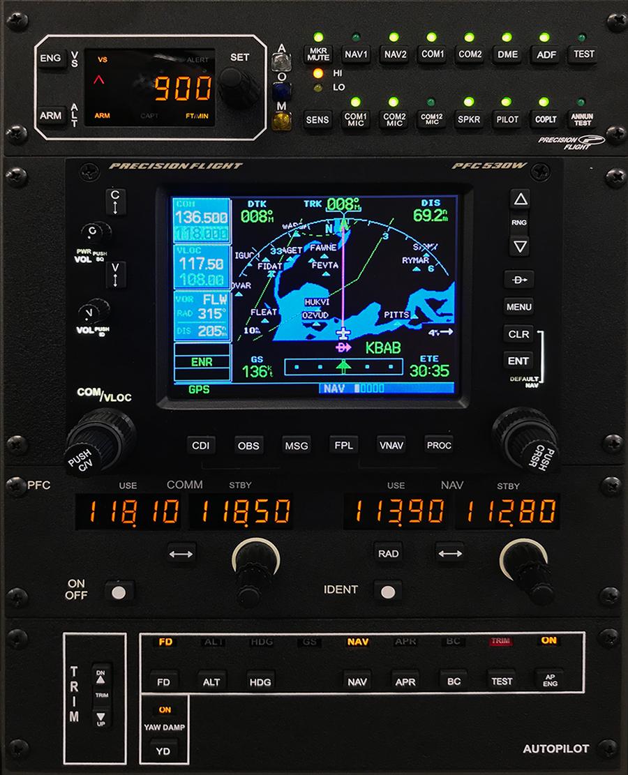 CR-12 ProPanel AATD - Precision Flight Controls