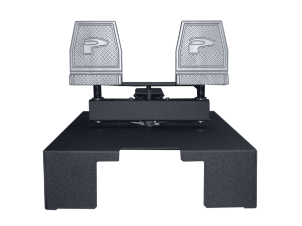 General Aviation Rudder Pedals