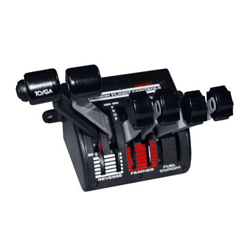 Multi-Engine Turboprop Power/Prop/Condition (GA Button)