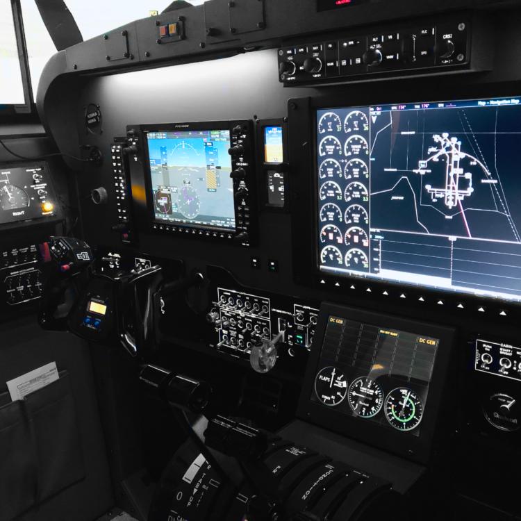 Fixed Wing Simulators