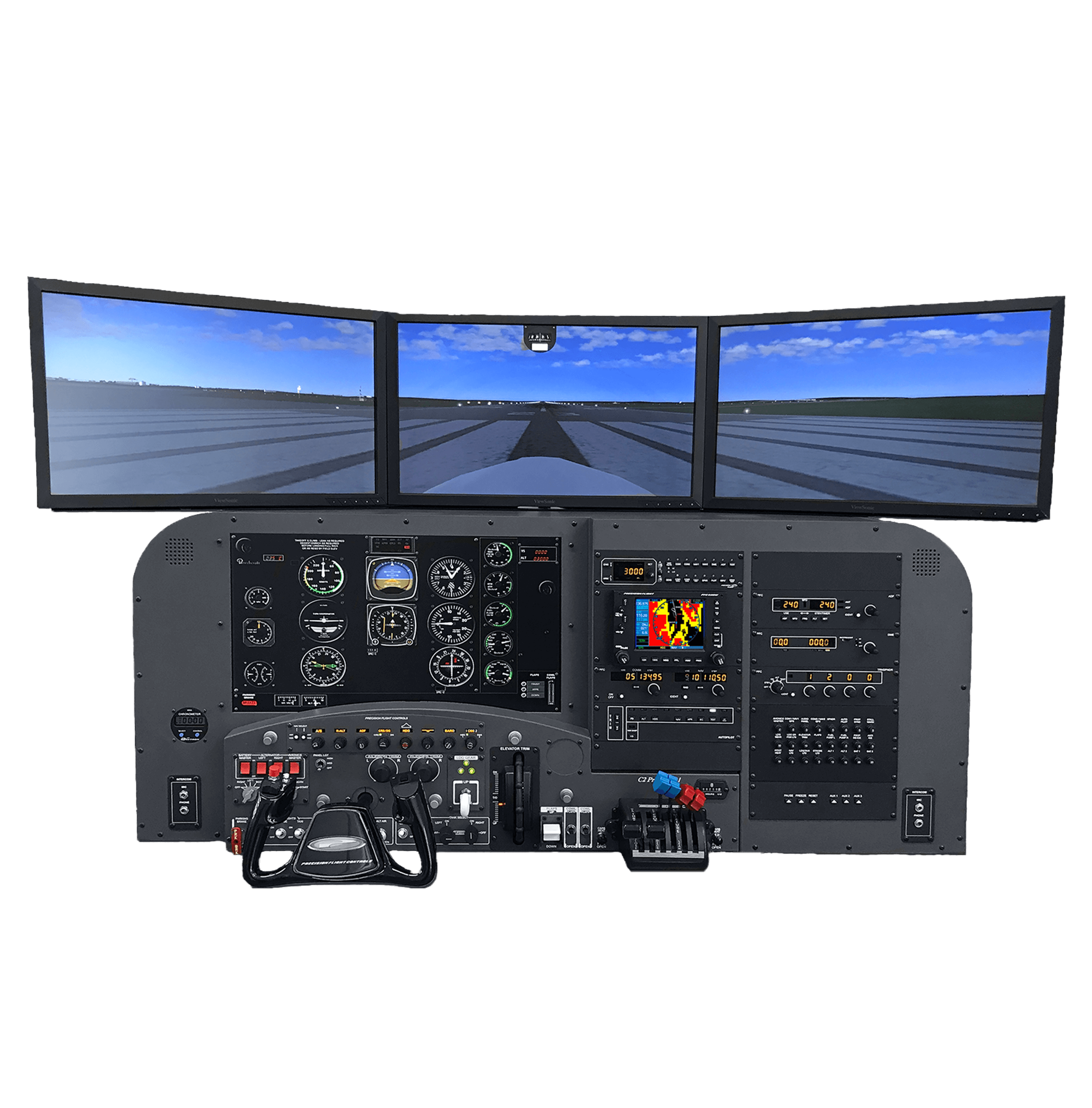 Fixed Wing Simulators