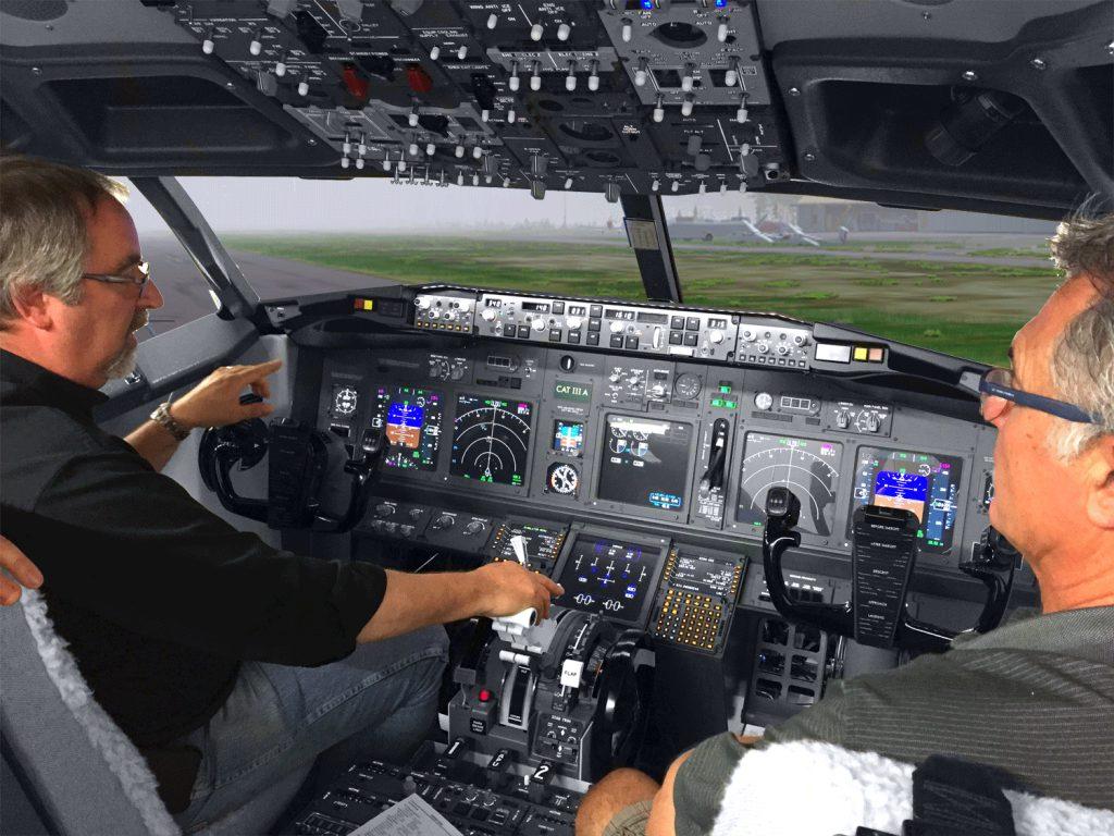 FDS B737NG - Precision Flight Controls