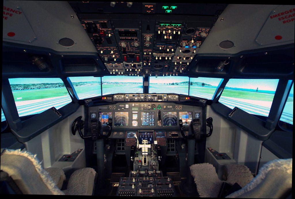 Precision Flight Controls' New 737 AATD Meets FAA Approval
