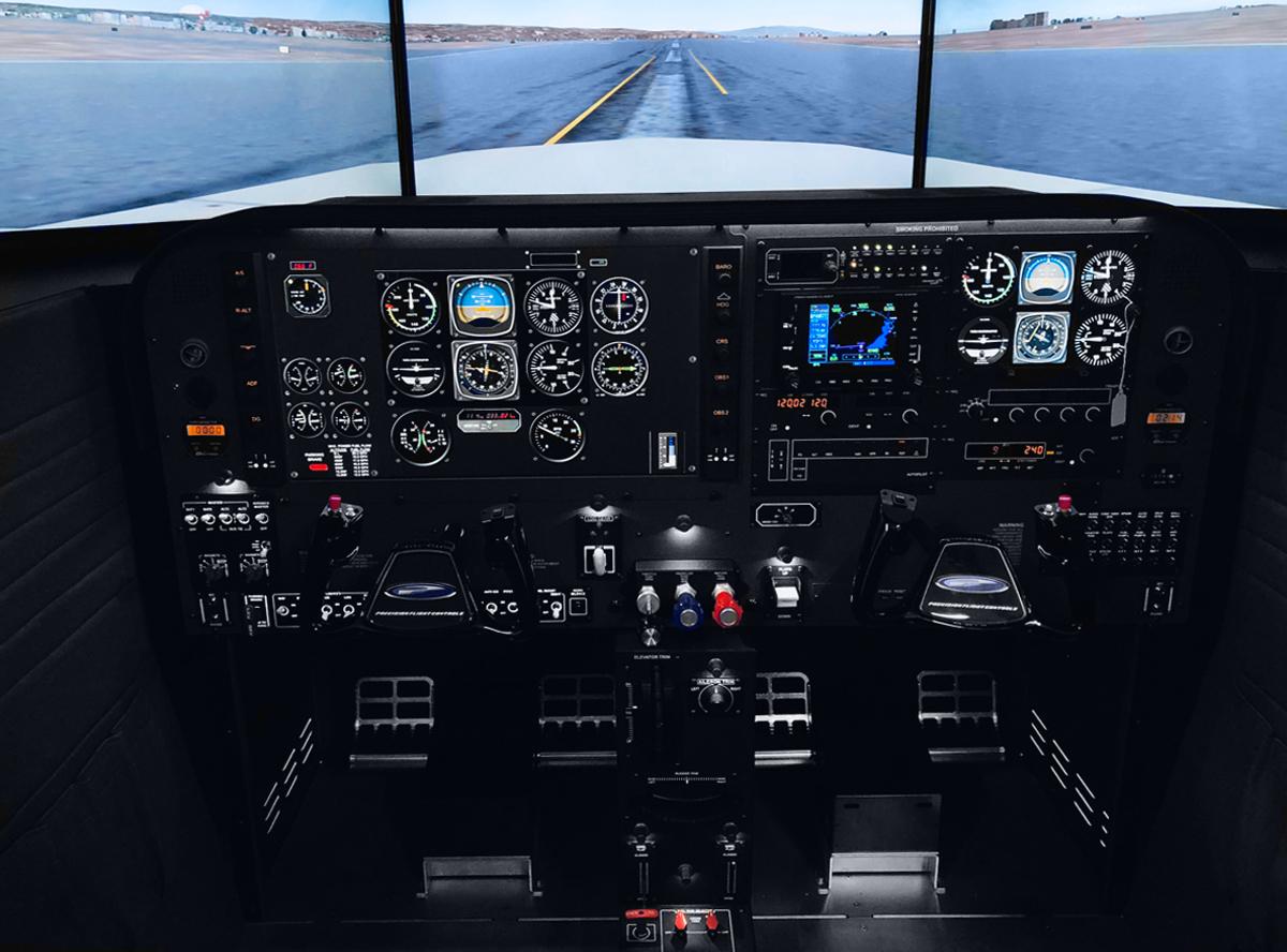 DCX MAX - Precision Flight Controls