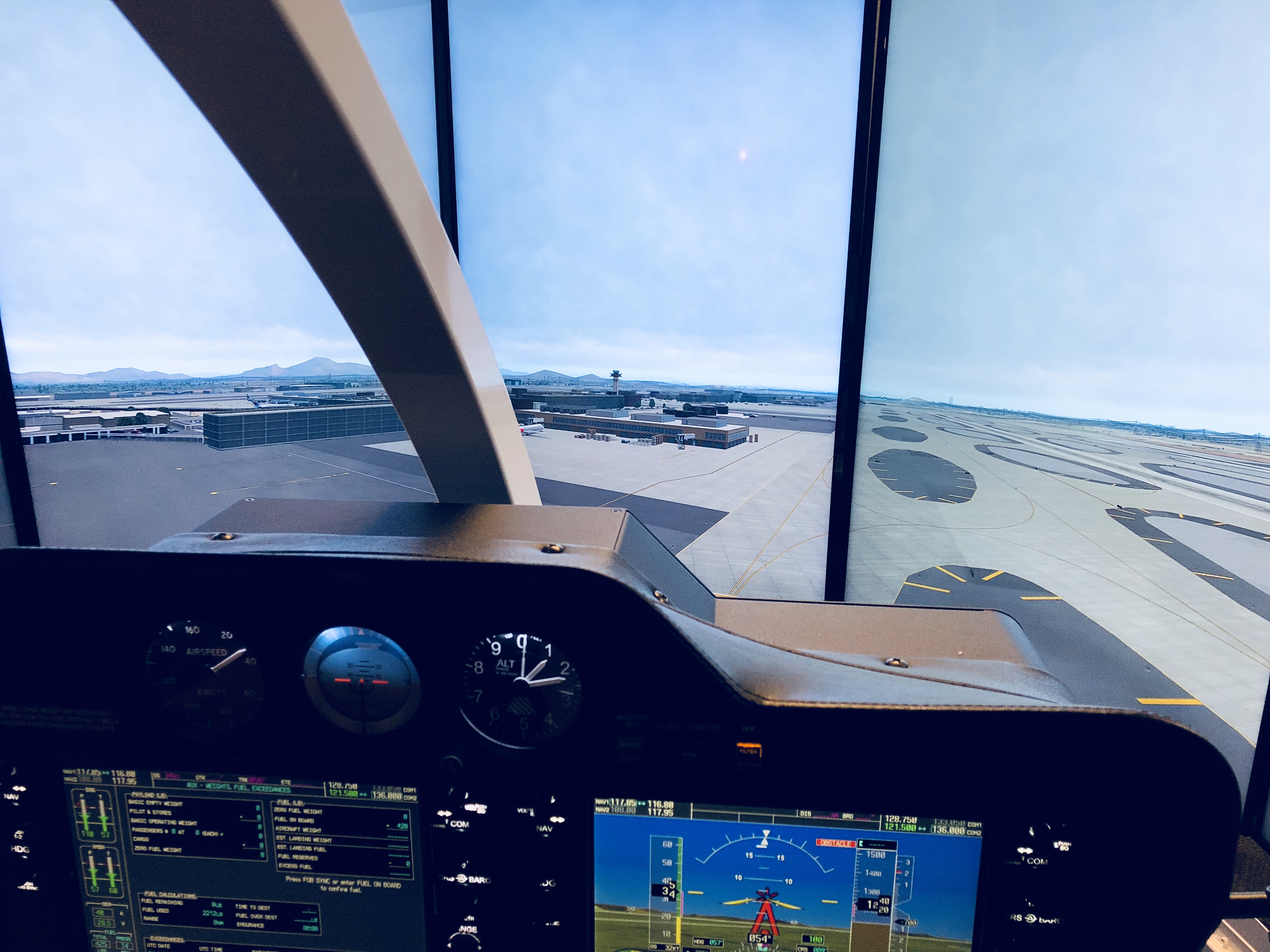 Heli-Sim - Bell 206 / 407GX - Precision Flight Controls