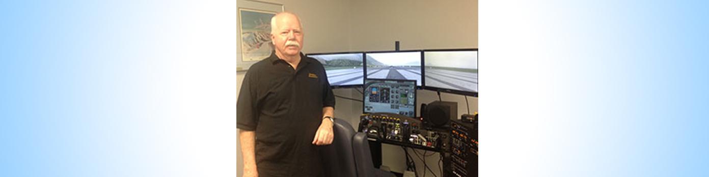 Precision Flight Controls | FAA Approved AATD Flight Simulators