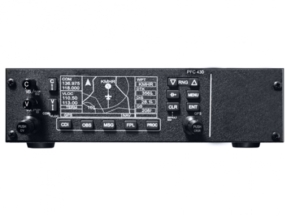 GTX MAX Cessna - Precision Flight Controls