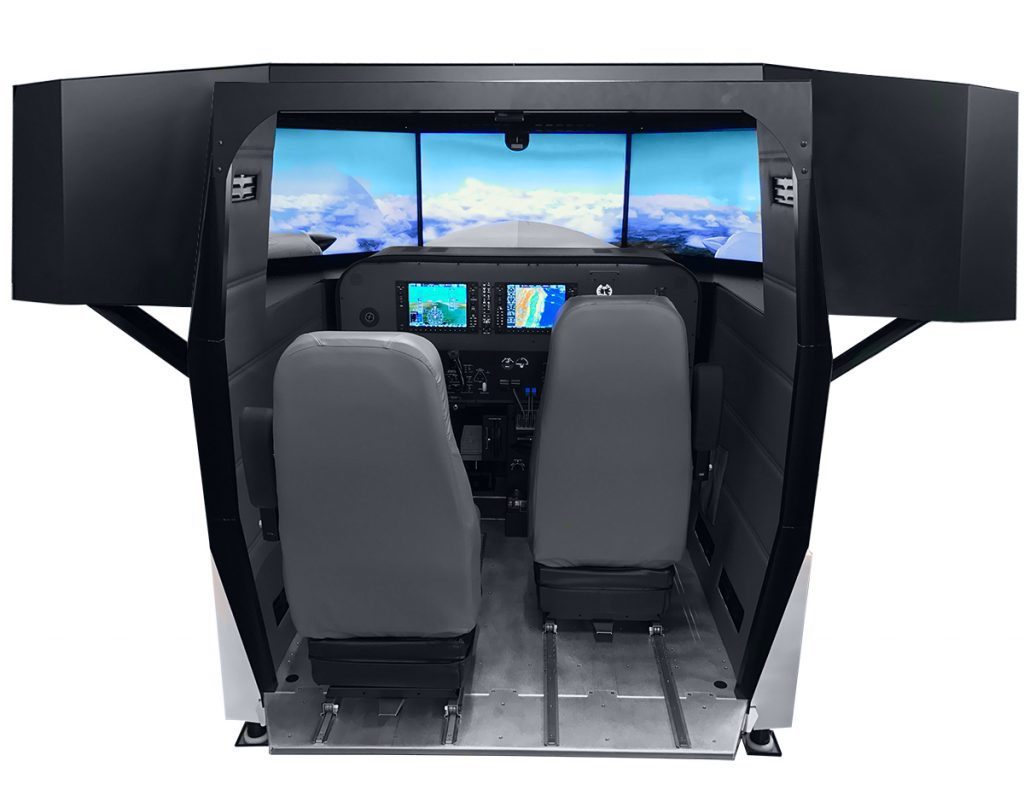 Baron Cockpite Rp 1024×790