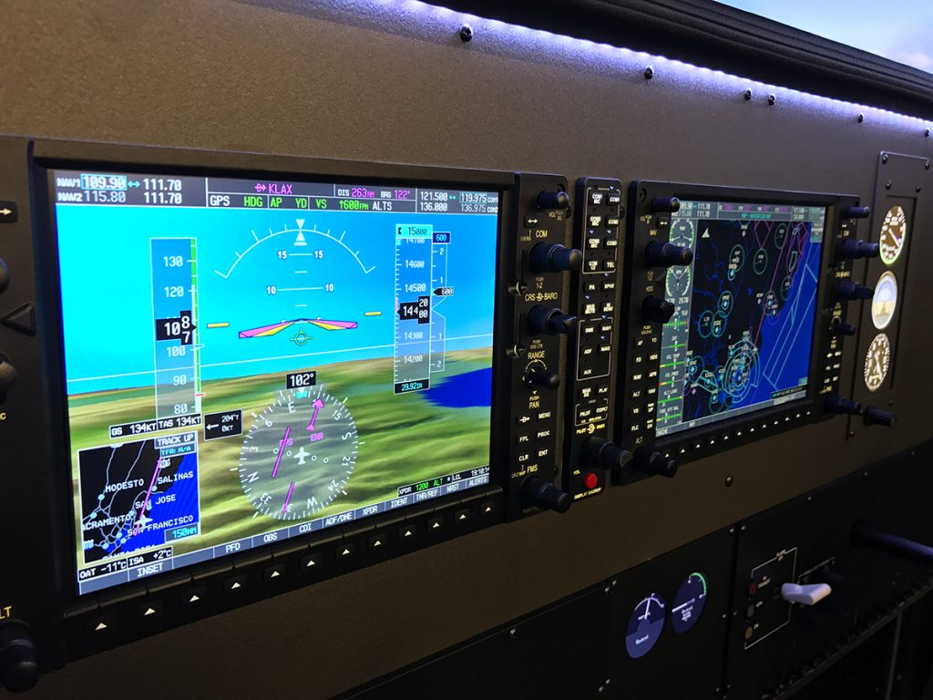 Baron G1000 Panels