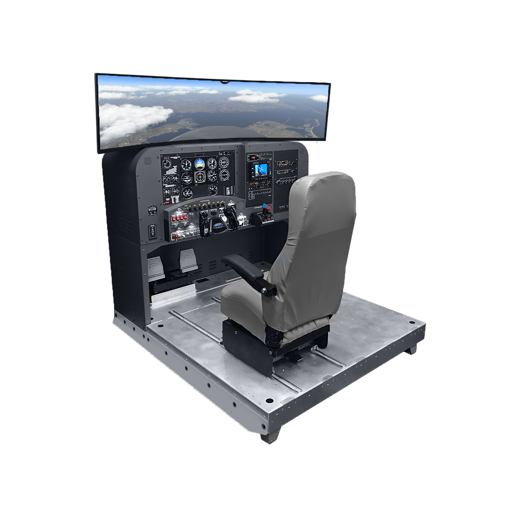 CRX - Precision Flight Controls