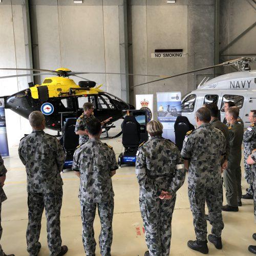 HELIMOD: Royal Australian Navy Case Study