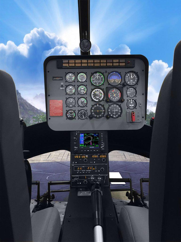 Heli Cockpit With Throttlw 768×1024