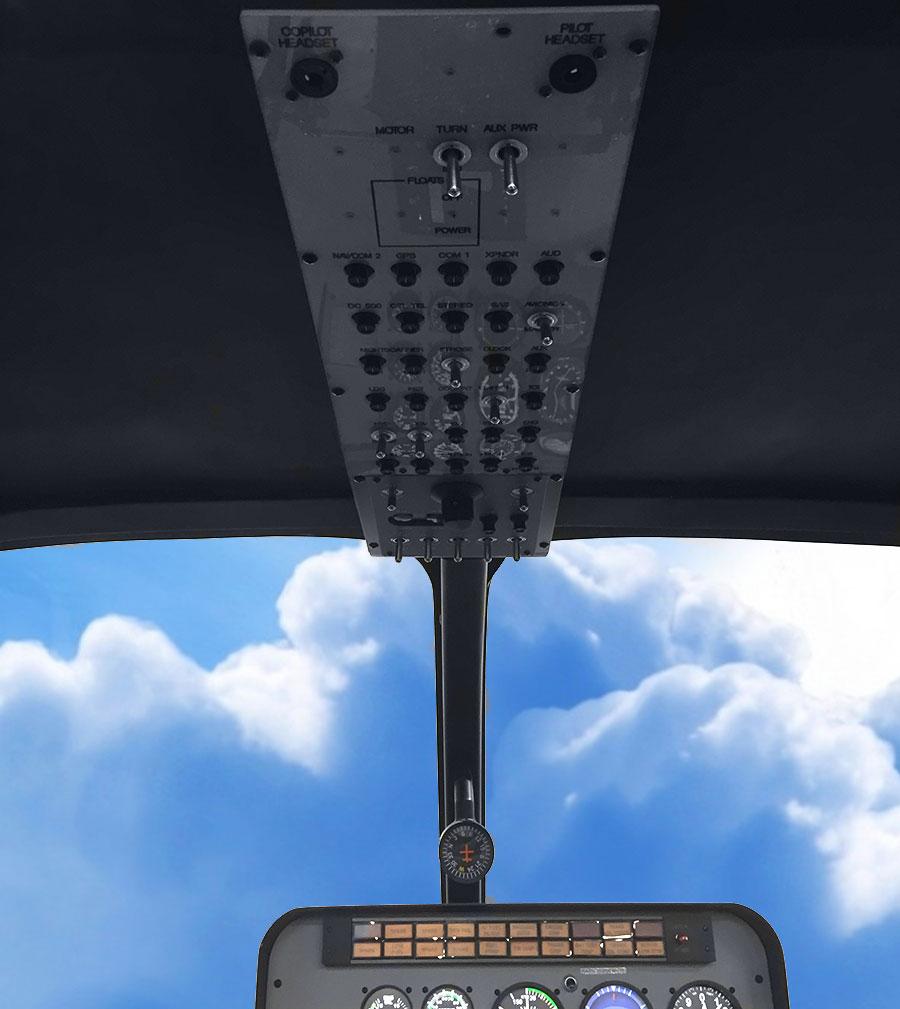 Heli-Sim - Bell 206/407GX - Precision Flight Controls