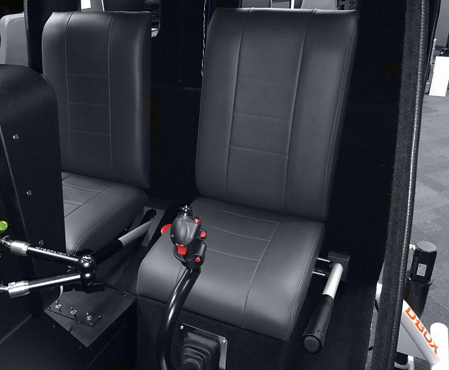 Heli Seats