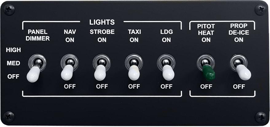 Mfd Light Panel