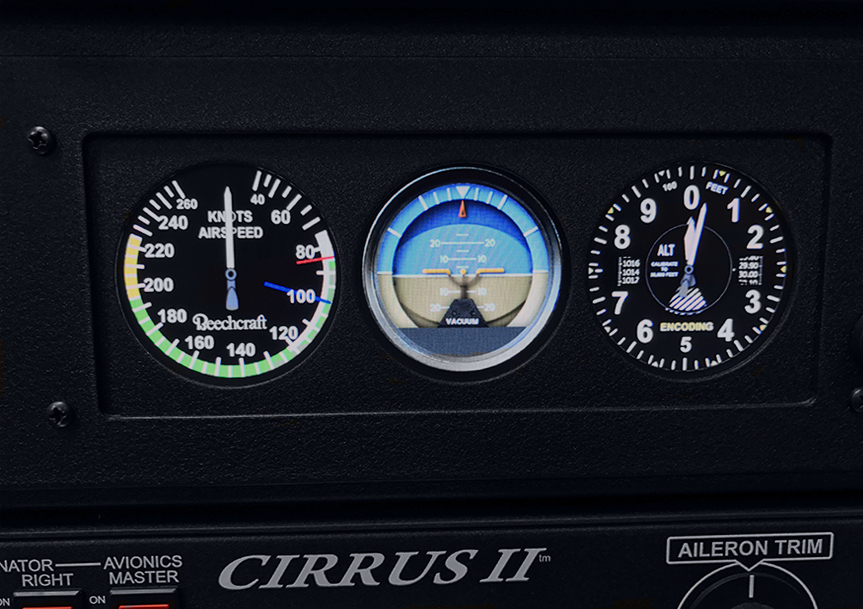 Stby Gauges